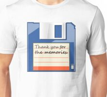 Thank You For The Memories Unisex T-Shirt