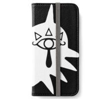 Sheikah Mask iPhone Wallet/Case/Skin
