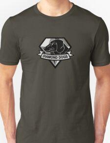 Metal Gear Solid V - Diamond Dogs (Monchromatic) T-Shirt