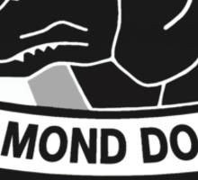 Metal Gear Solid V - Diamond Dogs (Monchromatic) Sticker