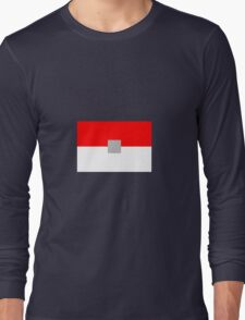 Pokeball- Simple ball for the sophisticated man Long Sleeve T-Shirt