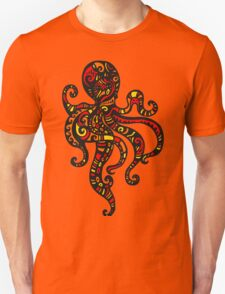 Exotic Octopus Unisex T-Shirt