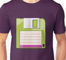 Green Floppy Unisex T-Shirt