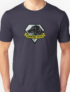 Metal Gear Solid V - Diamond Dogs T-Shirt