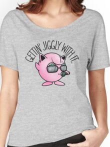 Gettin' Jiggly With It (Version 2) Women's Relaxed Fit T-Shirt