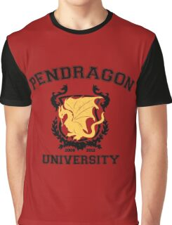Pendragon University Graphic T-Shirt