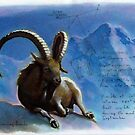 Capricornus by thedrawinghands