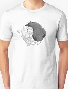 Sometimes you eat the bear... Unisex T-Shirt