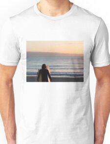 Sunrise lines Unisex T-Shirt