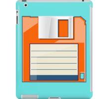 Orange Floppy iPad Case/Skin