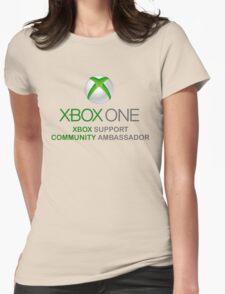 Xbox Community Ambassador Womens Fitted T-Shirt