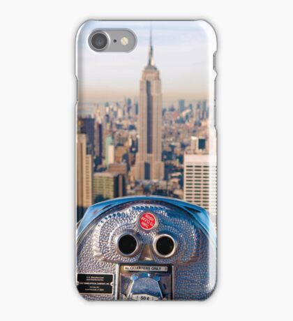 EMPIRE STATE BUILDING VIEW iPhone Case/Skin