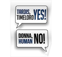 Tardis, Timelord, YES! Poster