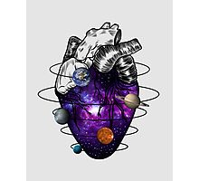 Heart of universe  Photographic Print