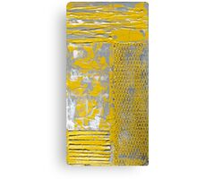Contemporary Yellow and Grey Art Set by Holly Anderson Canvas Print