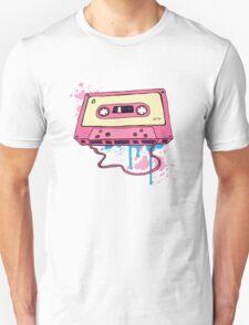 Retro cassette tape. T-Shirt