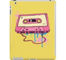 Retro cassette tape. iPad Case/Skin