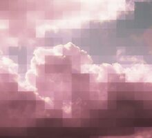 Pixelated Clouds by Jack Callow