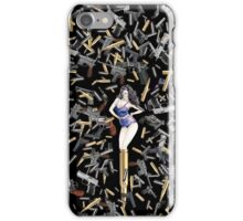 Girls and Guns - The Rome Mission iPhone Case/Skin