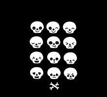 Skulls by kostolom3000