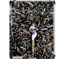 Girls and Guns - The Rome Mission iPad Case/Skin