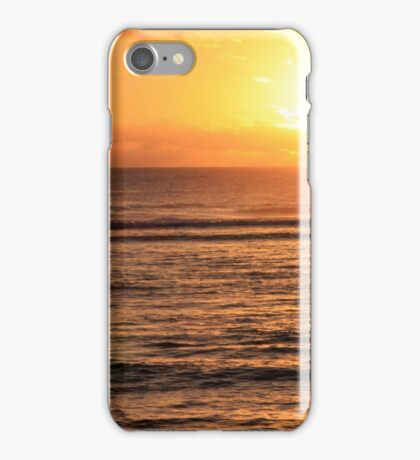 Rarotongan Sunset iPhone Case/Skin