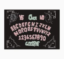 ouija board sticker by Missdatapig