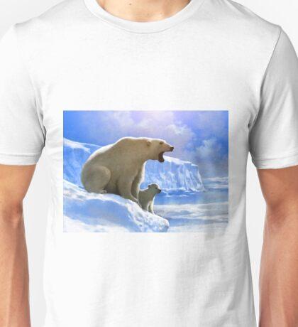 Polar Bears Unisex T-Shirt