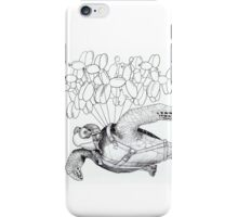 Flying Turtle iPhone Case/Skin