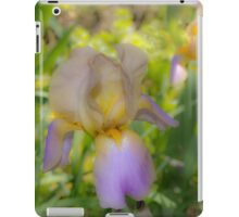A touch of lavender iPad Case/Skin