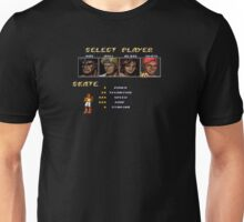 Streets of Rage 2 - Skate Unisex T-Shirt