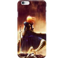saber iPhone Case/Skin