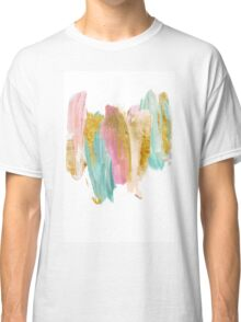 Gilded pastels Classic T-Shirt