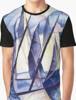 Sail Movements Graphic T-Shirt