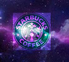 Galaxy Starbucks Edit by Mia Johnston