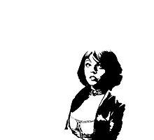Elizabeth Stencil by DraftPlace