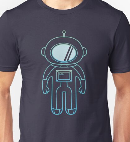 Ground Control, are you there? Unisex T-Shirt