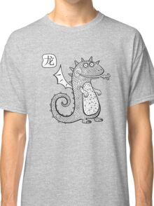 Cartoon dragon.  Classic T-Shirt