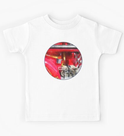 Fire Axe and Hose Kids Tee