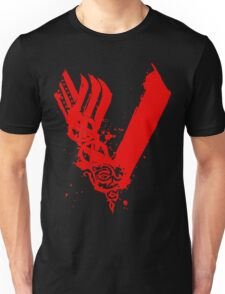 Vikings - Bloody Logo Unisex T-Shirt