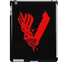 Vikings - Bloody Logo iPad Case/Skin