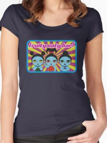 Fruity Oaty Bar! Shirt 2 (Firefly/Serenity) Women's Fitted Scoop T-Shirt