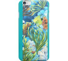 Colorful Sea iPhone Case/Skin