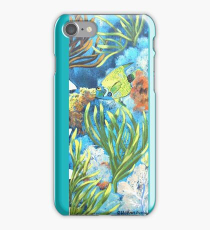 Colorful Sea iPhone Case/Skin