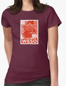 WESO Womens Fitted T-Shirt