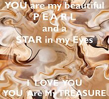 YOU ARE TREASURED by Lorraine Wright