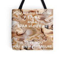 YOU ARE TREASURED Tote Bag