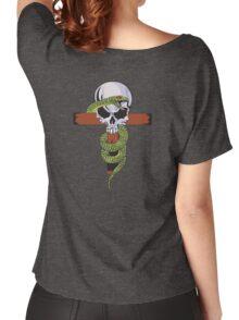 Skull'nSnake Women's Relaxed Fit T-Shirt
