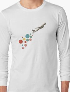 Leaving on a Jet Plane Long Sleeve T-Shirt