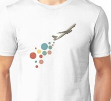 Leaving on a Jet Plane Unisex T-Shirt